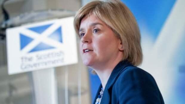 Первый министр Шотландии обещала добиться референдума о независимости