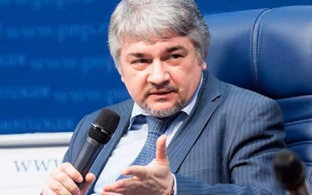 Ищенко: на Украине быстро набирает обороты новый бунт