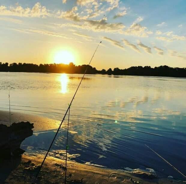 Разбавим грусть-тоску в глухозимье лето, природа, рыбалка, хобби