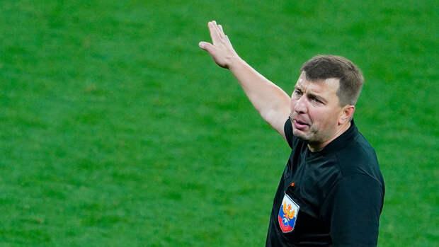 Арбитр Вилков эмоциональной отреагировал на отстранение от матчей РПЛ