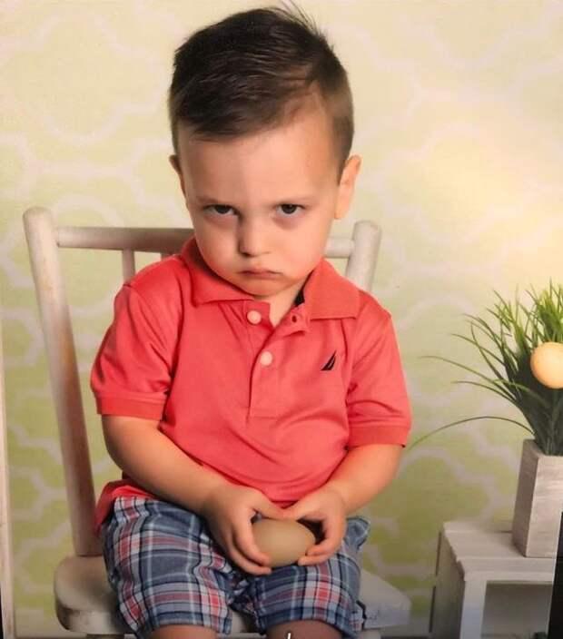 Неловкие детские фото, которых стыдятся нынешние взрослые