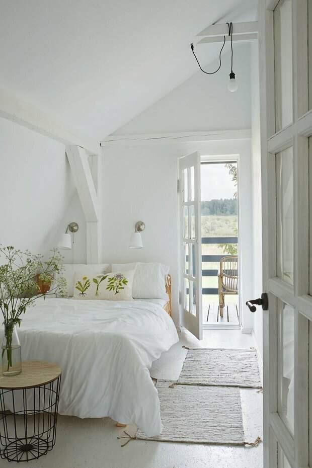 Все мечтают именно о такой даче: деревянный светлый домик в Польше