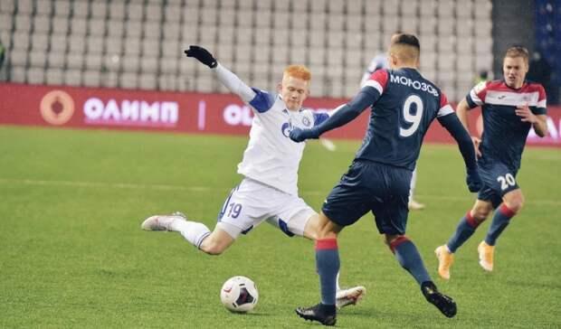 ФК «Оренбург» на выезде сыграет против ФК «Иртыш»