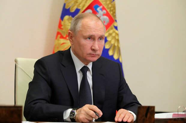 Путин раскрыл свои планы после вакцинации