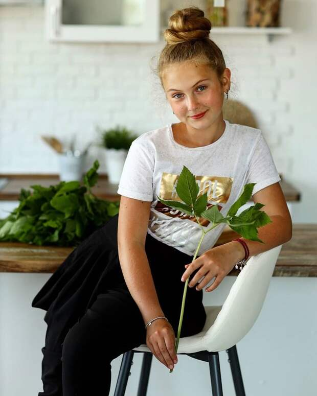 Самая юная русская травница - копия Греты Тунберг (ФОТО)