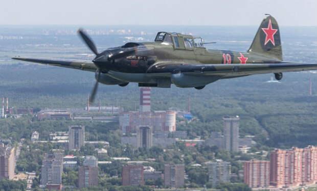 Летающий танк Советов: ИЛ-2