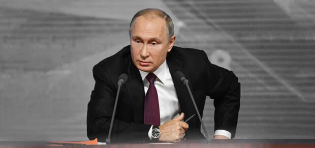 Путин сравнил страны Запада с шакалами из «Маугли»