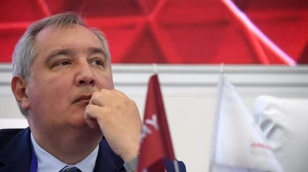 Генеральный директор госкорпорации Роскосмос Дмитрий Рогозин - РИА Новости, 1920, 23.11.2020