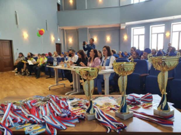 Госавтоинспекцией Моздокского района Северной Осетии в средней школе № 3 проведён районный конкурс юных инспекторов движения «Безопасное колесо - 2021»