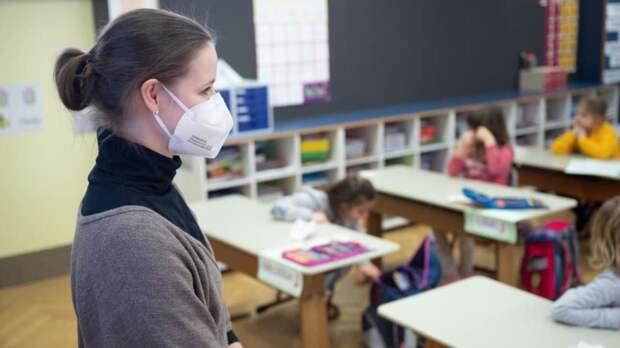 Министр здравоохранения: детям разрешат не носить FFP2-маски