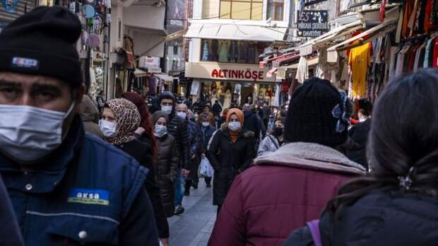 Экономист Виноградов увидел в экономике Турции много проблем