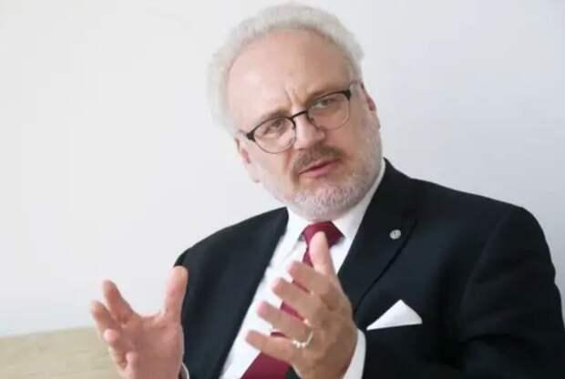 Латыши, зачем вы кланяетесь немцам? Германия для президента Латвии Левитса превыше всего