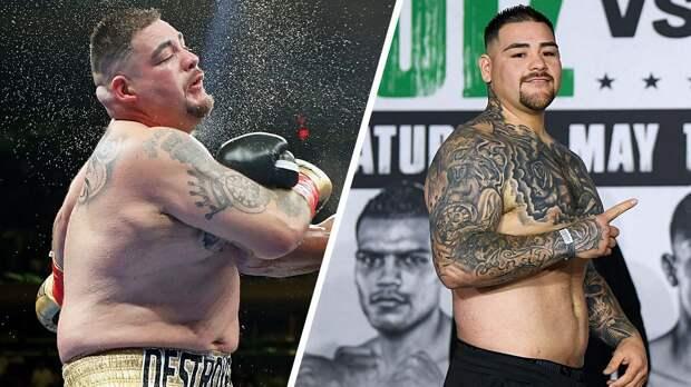 Боксер из Мексики поборол депрессию и сбросил 24 кг, чтобы стать чемпионом. Руис говорит, что его спасла молитва