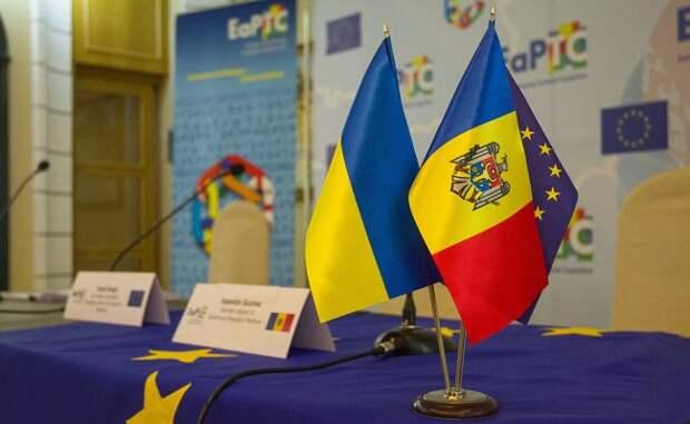 Киев требует отМолдавии осудить Россию заКрым, шантажируя Приднестровьем