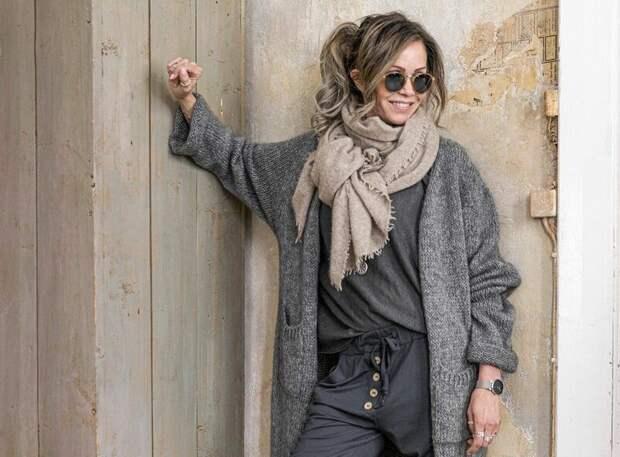 Зимний бохо: что носить и как сочетать?