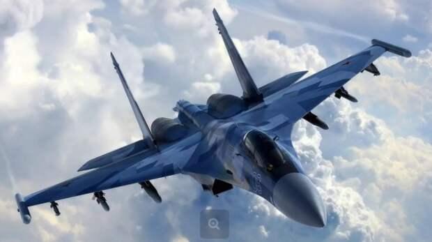 Российский истребитель «атаковал» американского разведчика давлением на психику (ВИДЕО)
