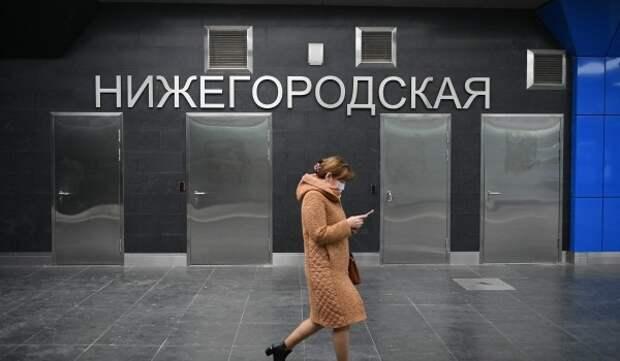 Посвященная «зеленым» облигациям инсталляция открылась на станции метро «Нижегородская»