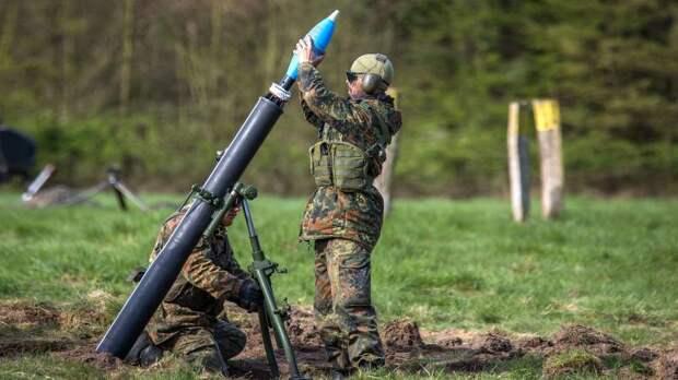 Состояние и перспективы артиллерии Бундесвера