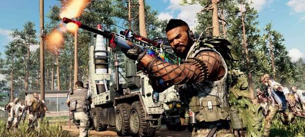 Новая карта в зомби-режиме Black Ops Cold War появится в четвертом сезоне