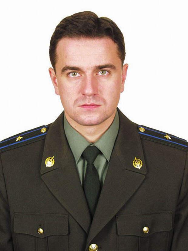 Майор Сергей Власов погиб при задержании главаря боевиков в Чечне
