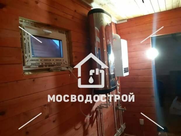 Монтаж электрического отопления