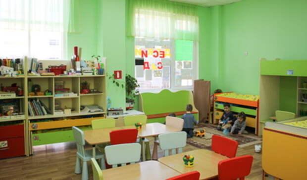 Несколько свердловских детсадов закрылись накарантин из-за COVID-19