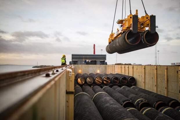 «Газпром» назвал сроки запуска «Северного потока-2»