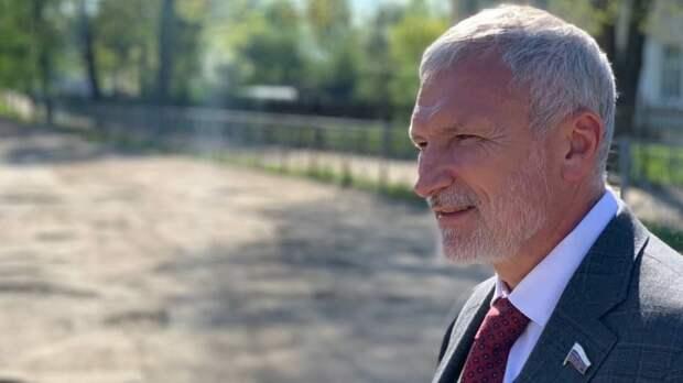 Алексей Журавлев отметил большой потенциал для развития Новгорода