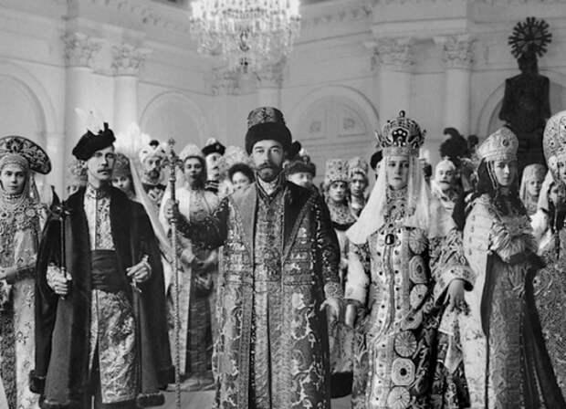Какие дворяне России пошли от Чингисхана