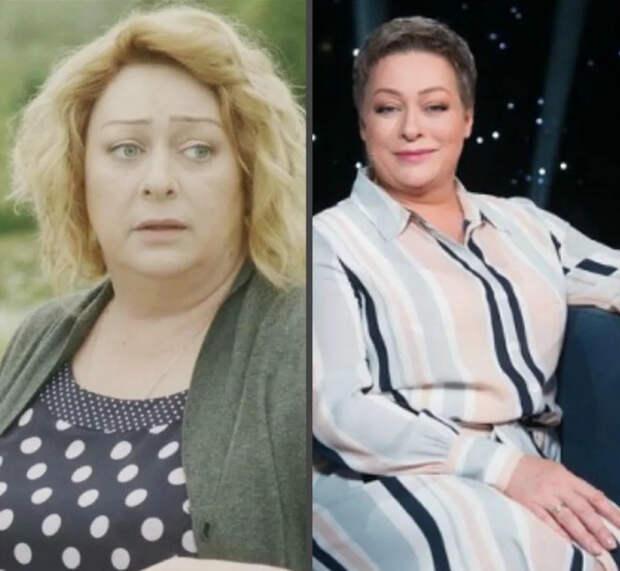 Как сейчас выглядят отечественные актрисы, которые раньше были пышками