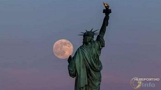 США хотят установить на Луне американские нормы поведения