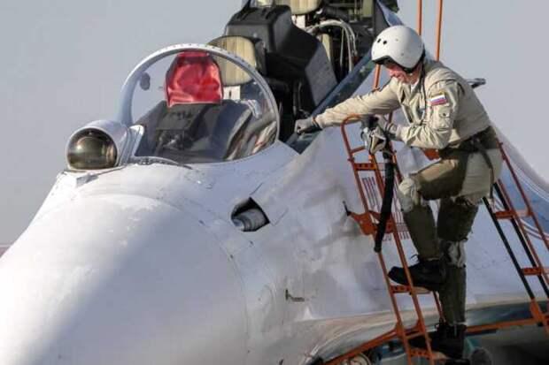 Российские МиГ-29 станут основным вооружением ВВС Армении