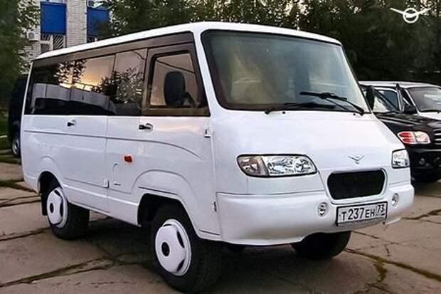 Неожиданная модификация: УАЗ вспомнил об уникальной концепции «буханки»