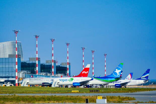 Пассажиропоток симферопольского аэропорта увеличился в 15 раз