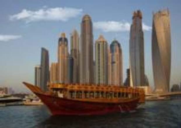 Дубай снова на высоте