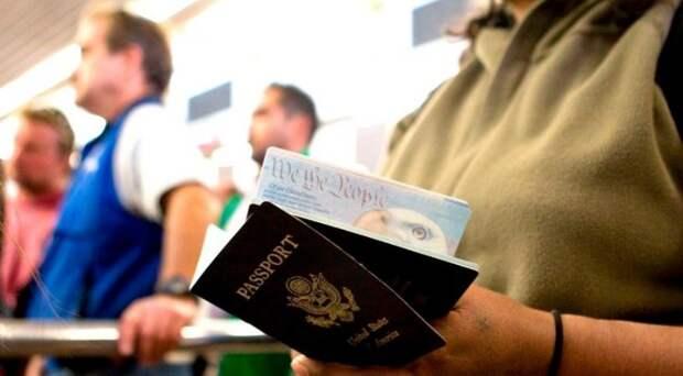 Паспорт раздора: почему американцы всё чаще отказываются от гражданства США