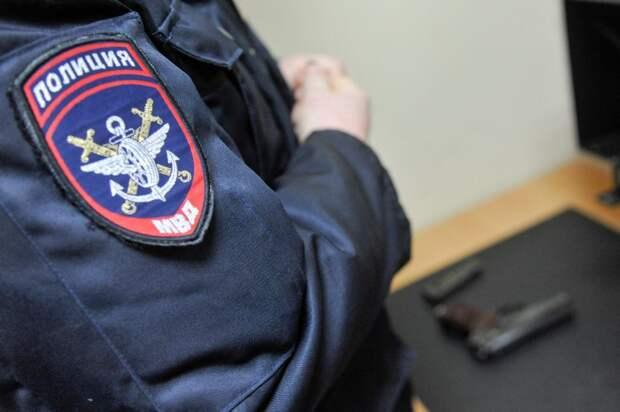 В парке Дружбы полиция задержала уставшего дебошира