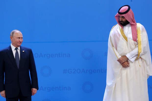 Путин полностью разгромил нефтяные войска США и Саудовской Аравии в нефтяной войне