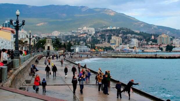Из Москвы в Крым. Сколько будет стоить поездка в Крым на майские праздники