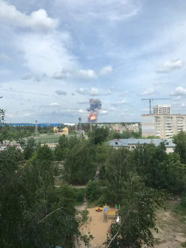 Число пострадавших при взрыве в Дзержинске достигло 85 человек