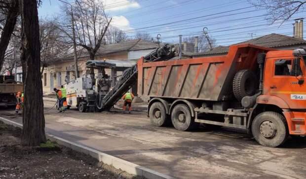 Самую длинную улицу Симферополя перекроют в апреле
