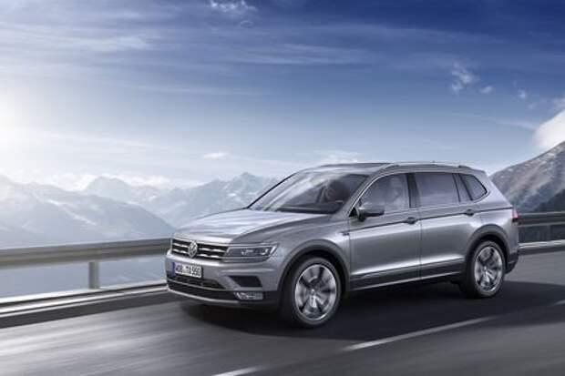 Без знака равенства: Volkswagen Tiguan Allspace докатился до Европы