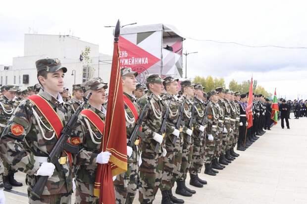 Лучшие кадеты Ижевска заступят на вахту памяти в Брестской крепости