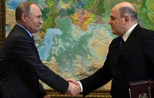 Путин одобрил проект всей жизни Мишустина. Чиновникам предрекают отставки