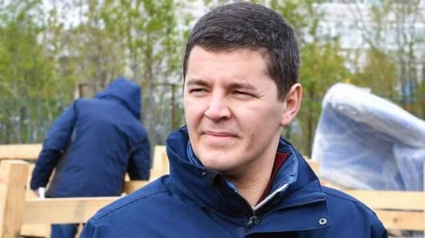 Дмитрий Артюхов назвал 2021-й Годом талантов в ЯНАО