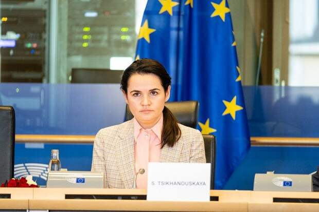 Тихановская посетит Францию по приглашению главы МИД
