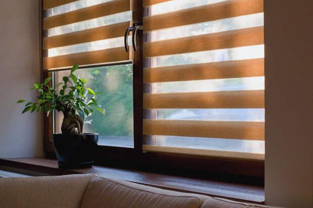 Солнцезащитные окна – как решить проблему с палящим солнцем, если вы не хотите вешать тяжелые шторы и жалюзи?