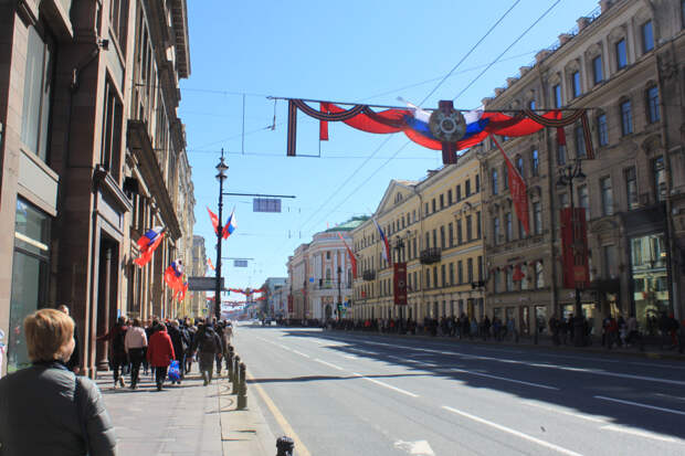 Петербургский праздничный дневник