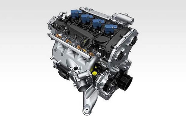 Названы характеристики базового двигателя проекта «Кортеж»