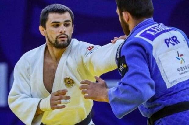 Северокавказские дзюдоисты завоевали медали в Казани
